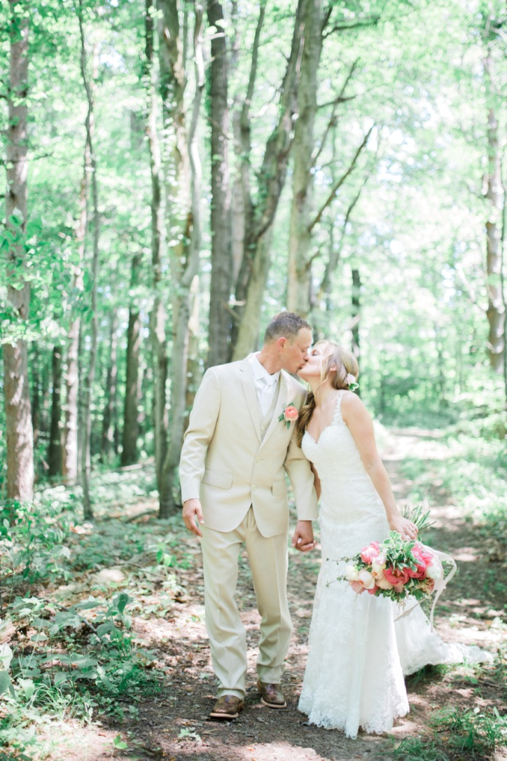 Our Wedding   Spring, June, whimsical, meadow, blush, pink, coral, soft green, ivory, romantic, barn, gold, classic, bridals, bridesmaid, dress, ring, inspiration, planning   Loveshyla.com