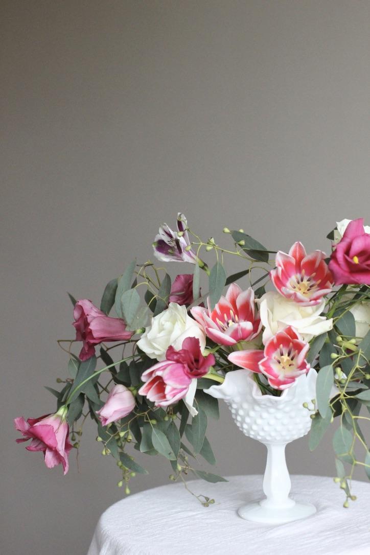 Flowers of Grace | Fine Art Floral Design | By loveshyla.com