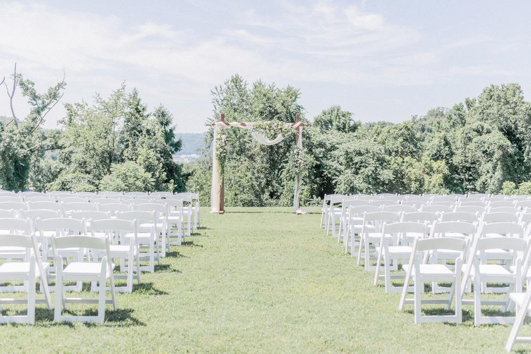 Fine Art Wedding Florals | Lush, Soft, White, Yellow, Blush, Olive Green Wedding Flower Design by Love Shyla, Bridgeport, WV