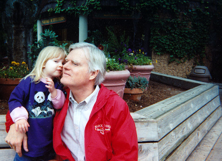 Katie and GrandDad
