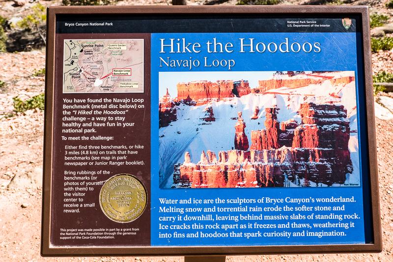 Hike the Hoodoos
