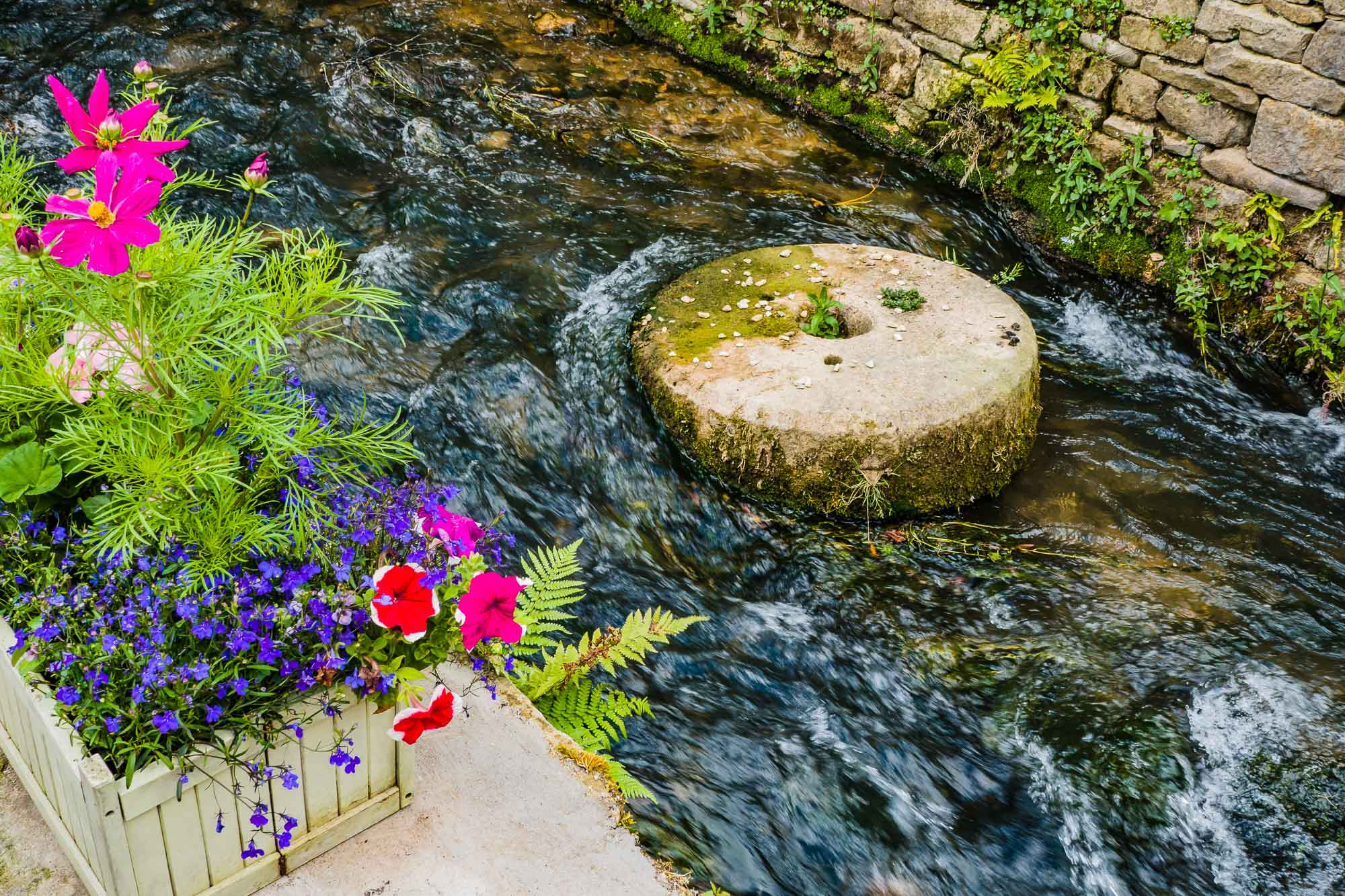 Mill Stone Bourton-on-the-Water