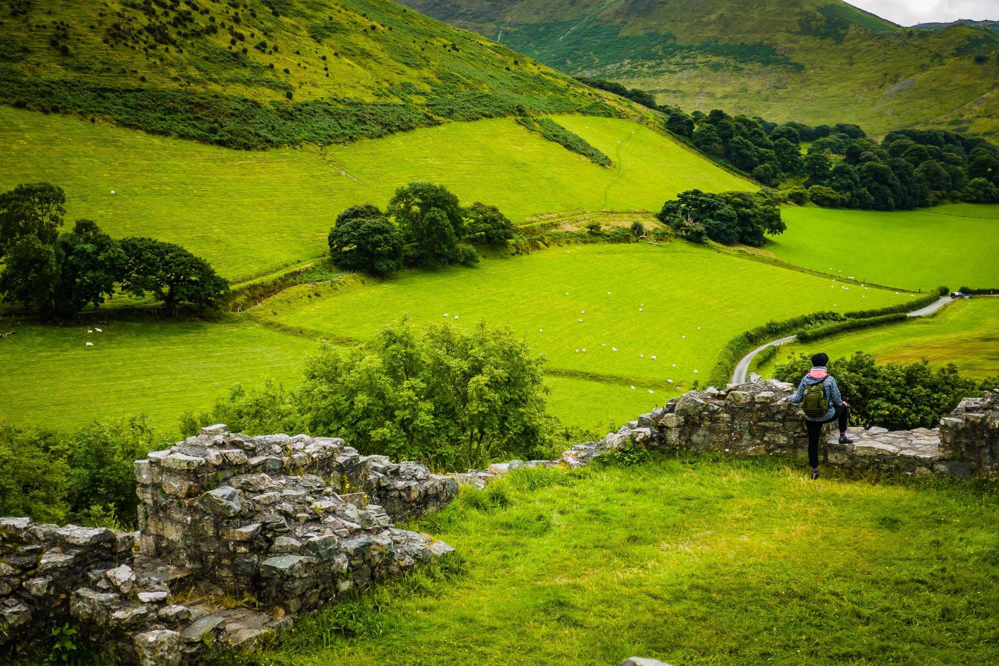 Castle-y-bere Wales