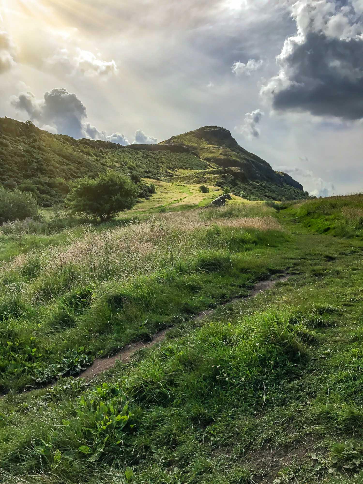 Hike to Arthur's Seat