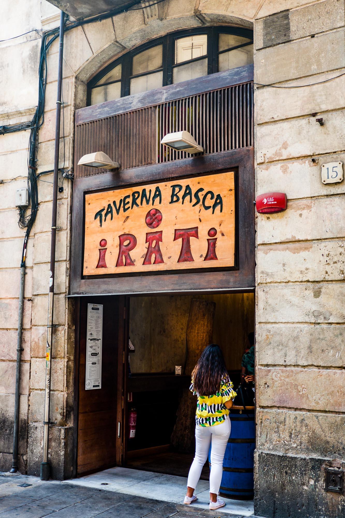 Tapas Bar Irati