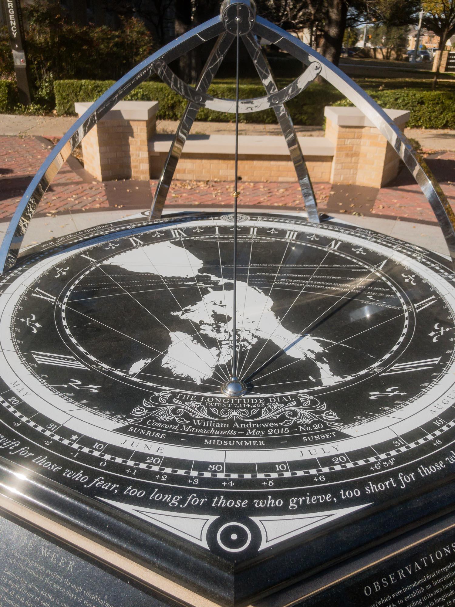 TCU Sundial