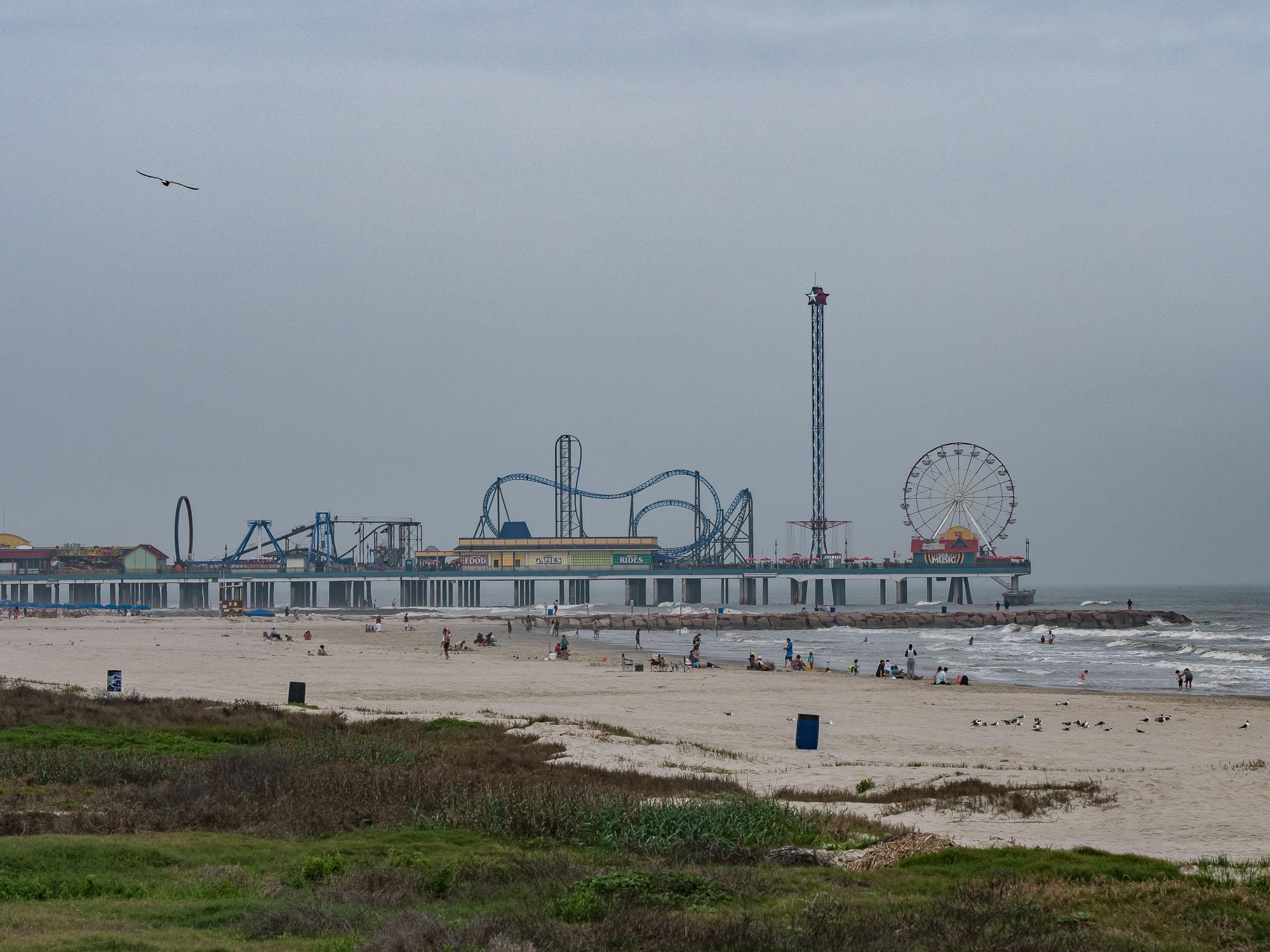 Galveston Beach
