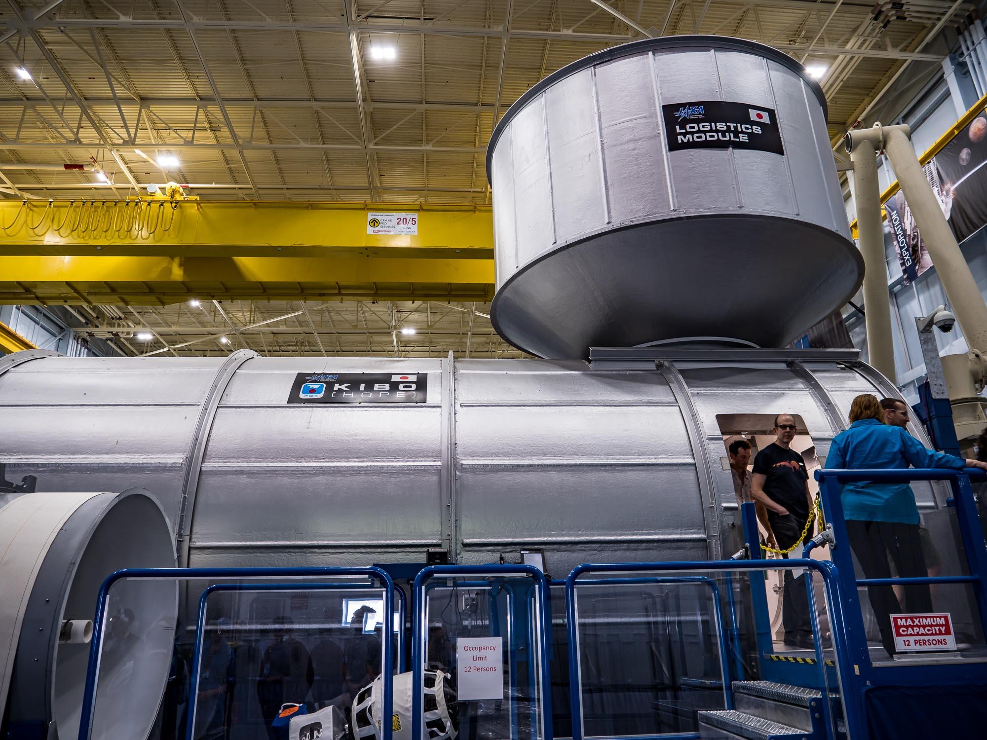 NASA Level 9 Tour