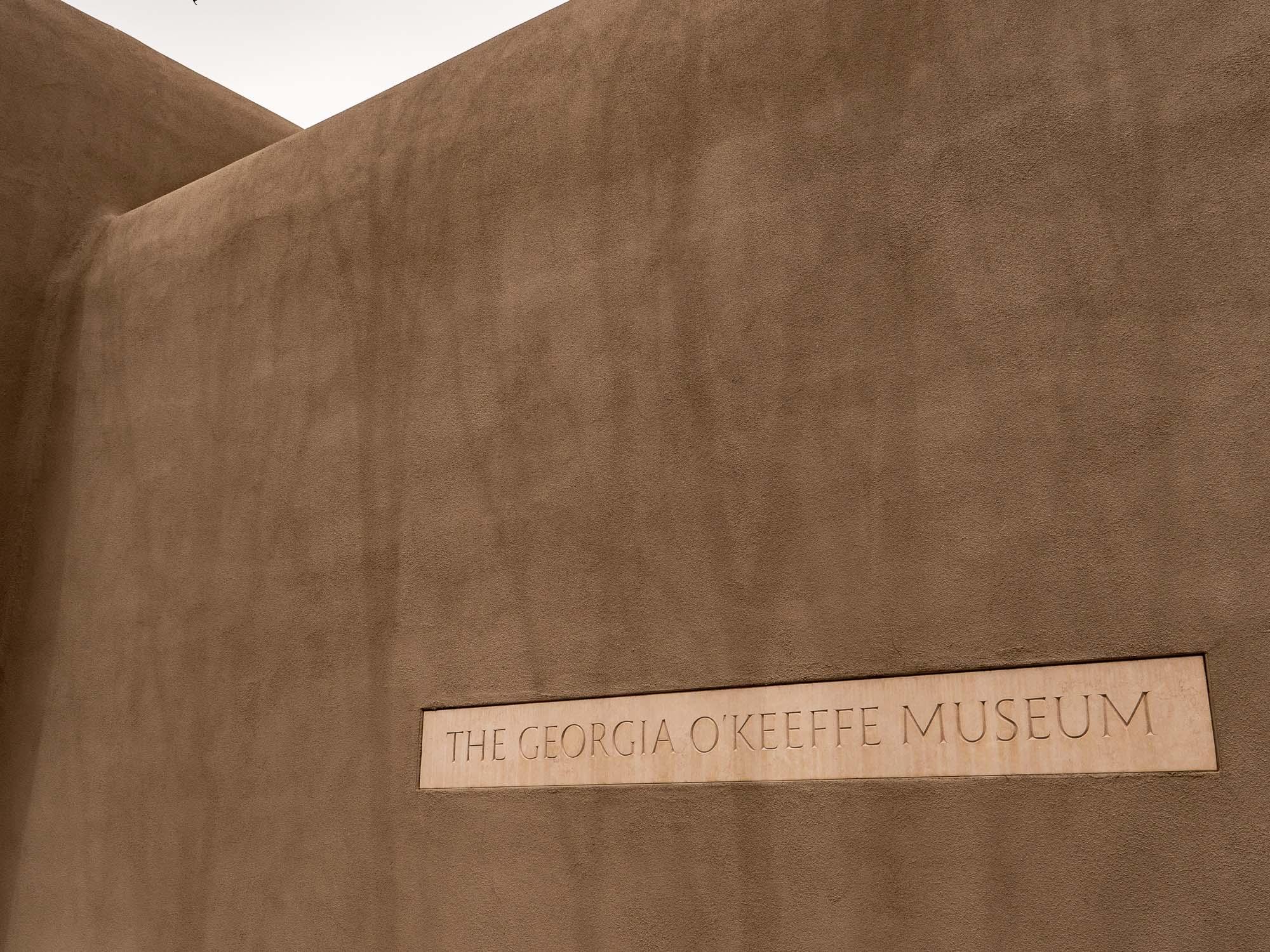 Georgia O Keefe Museum