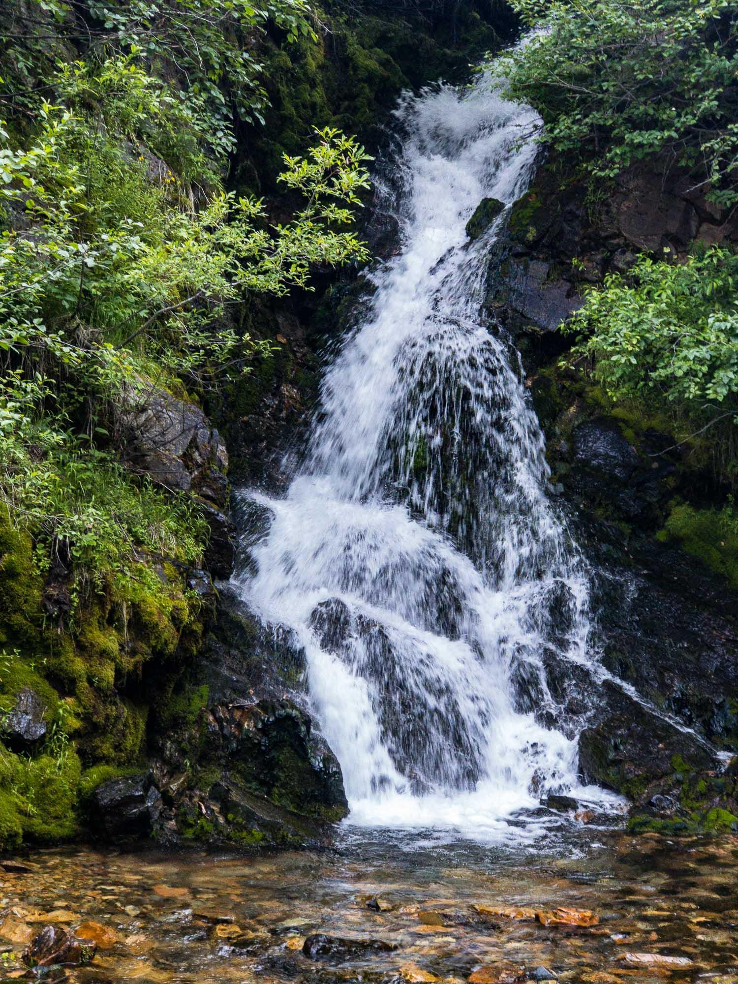 Hiawatha Trail, Idaho