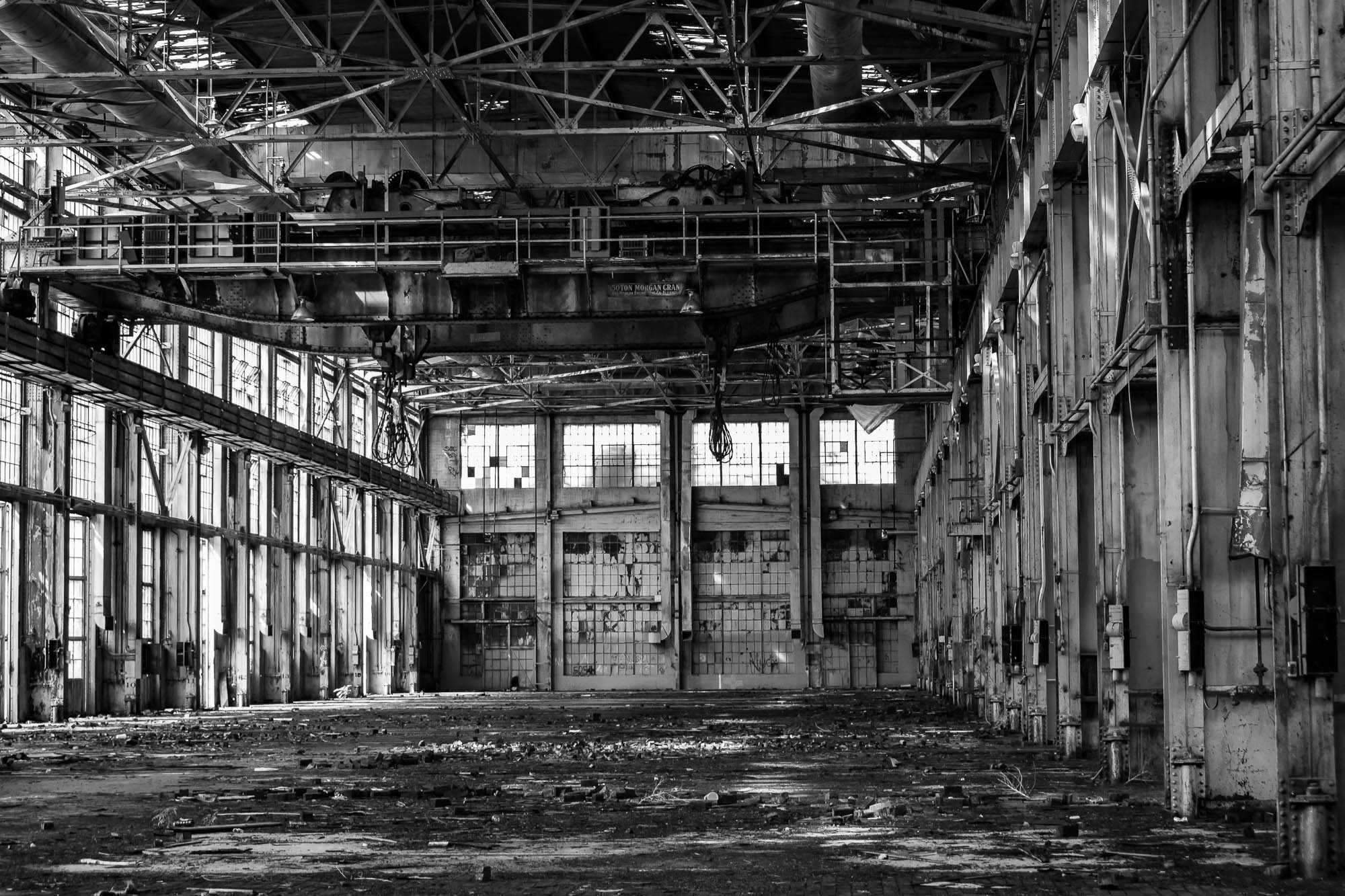 Industrial Age Decay