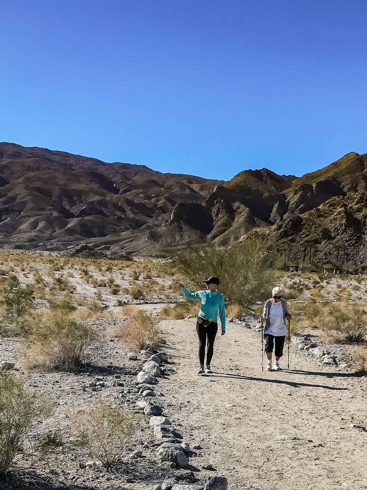 Hiking the Cove