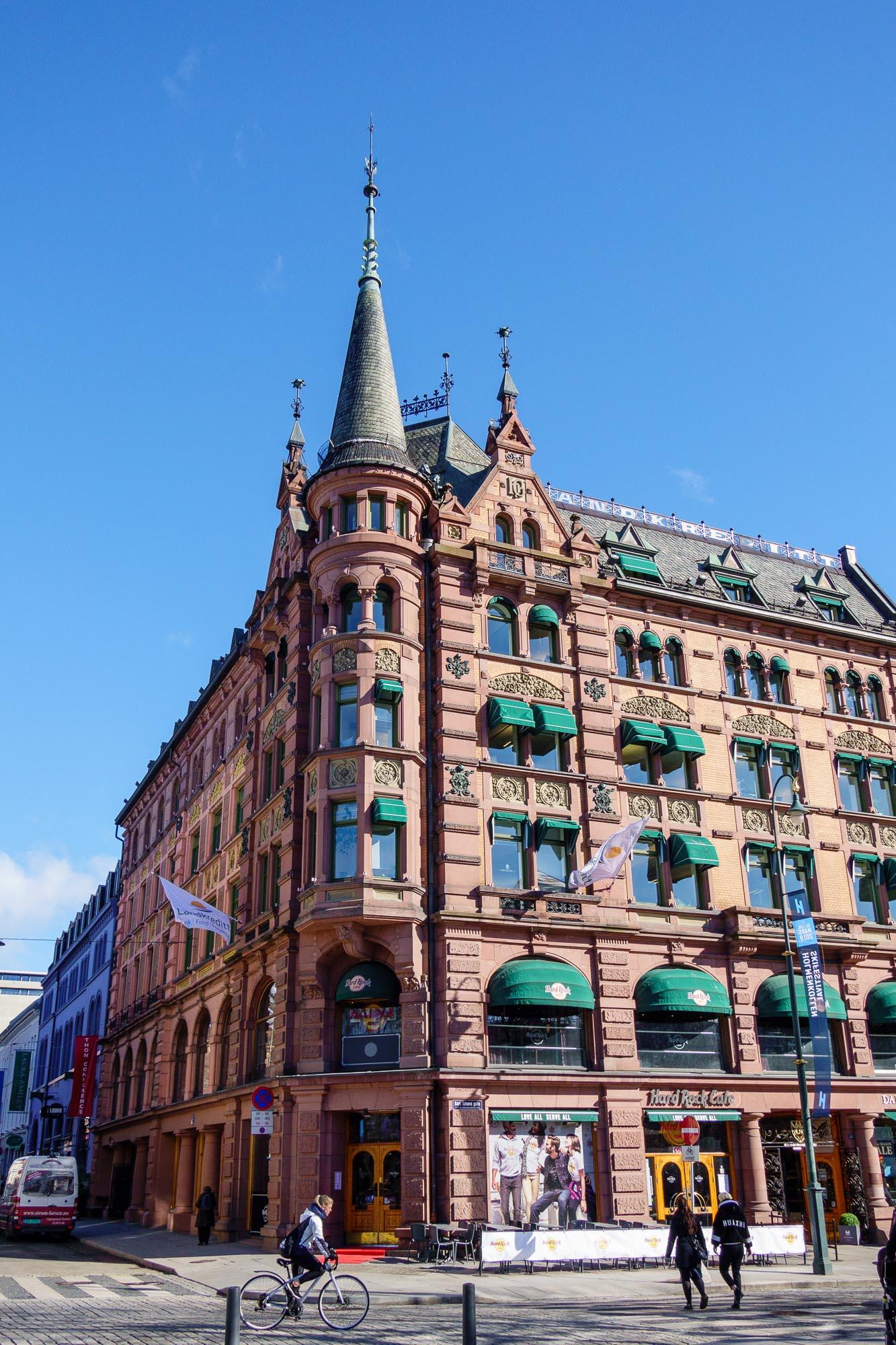 Oslo Center