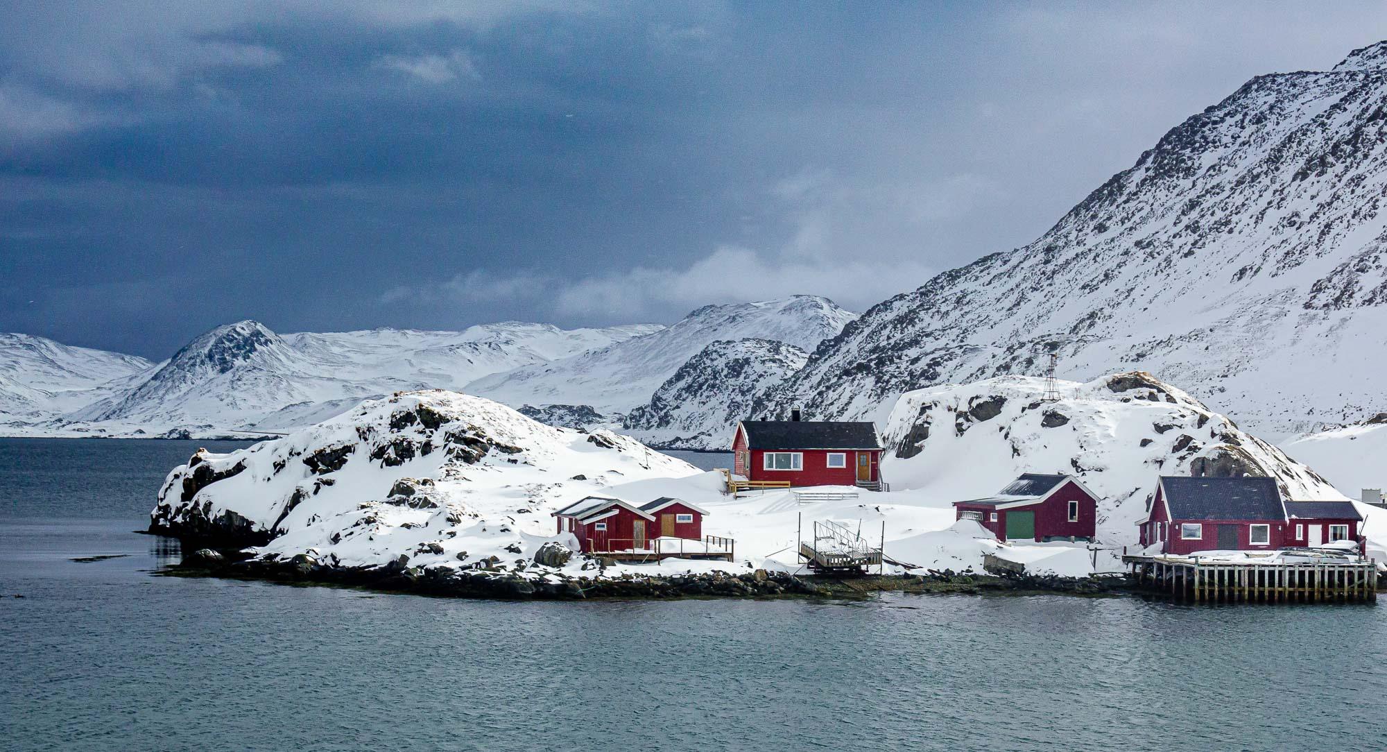Near Nordkapp