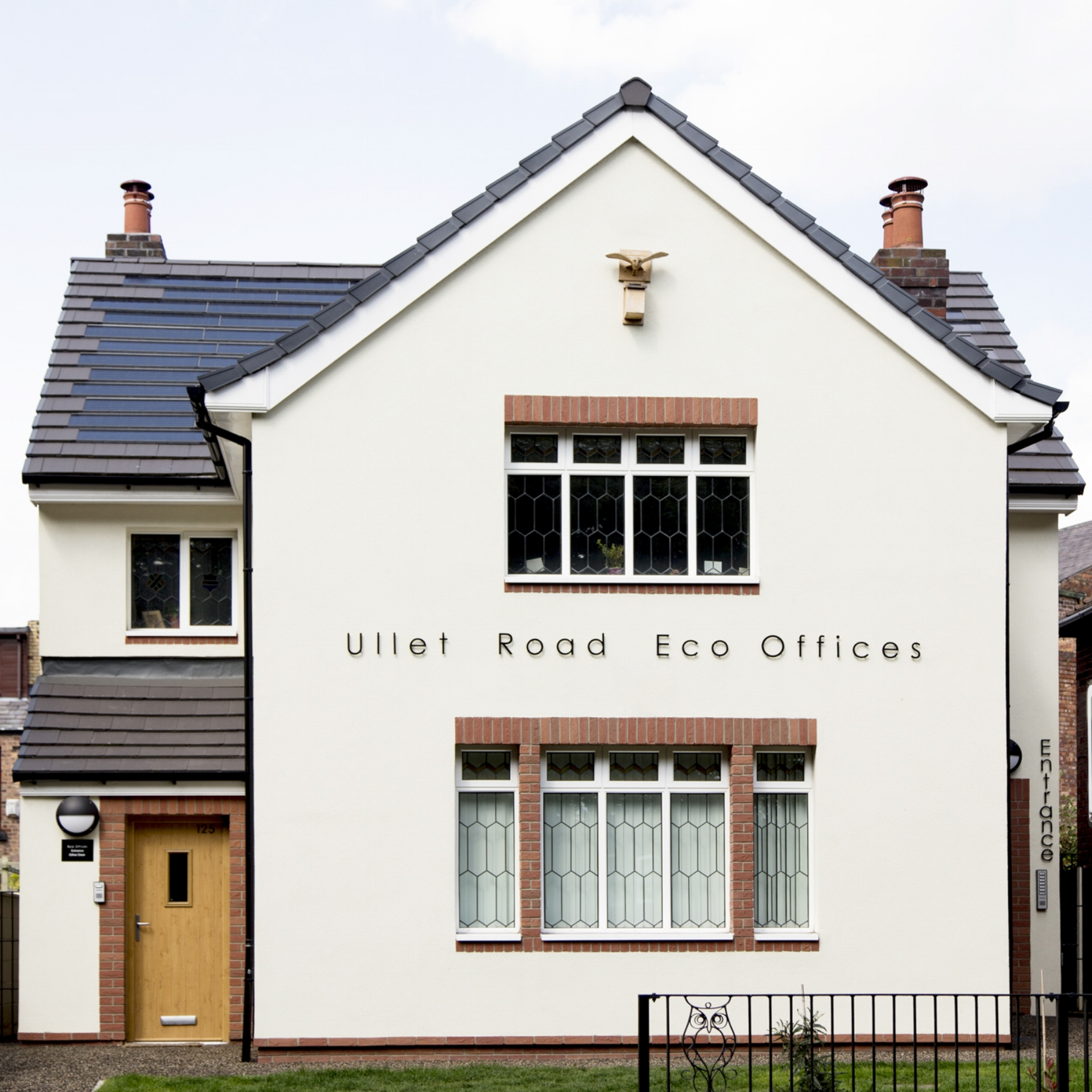 Ullet Road Eco Offices 125a Ullet Road, Liverpool L17 2AB   www.ullet-eco.co.uk