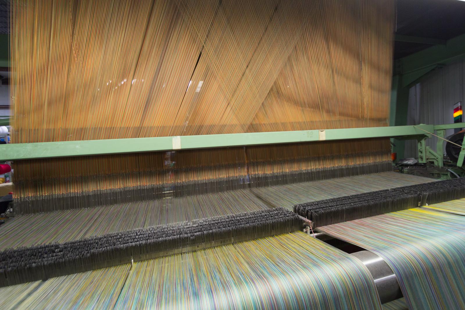 Double wide loom!