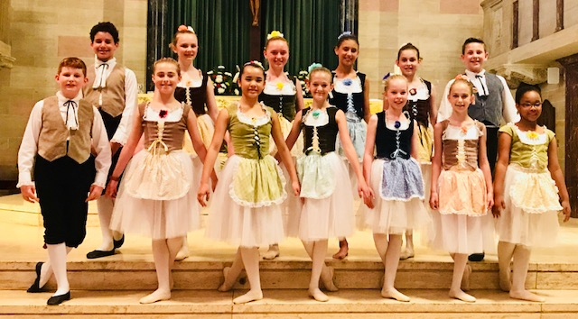 Wilmington Ballet performed at the 2018 Italian Festival!