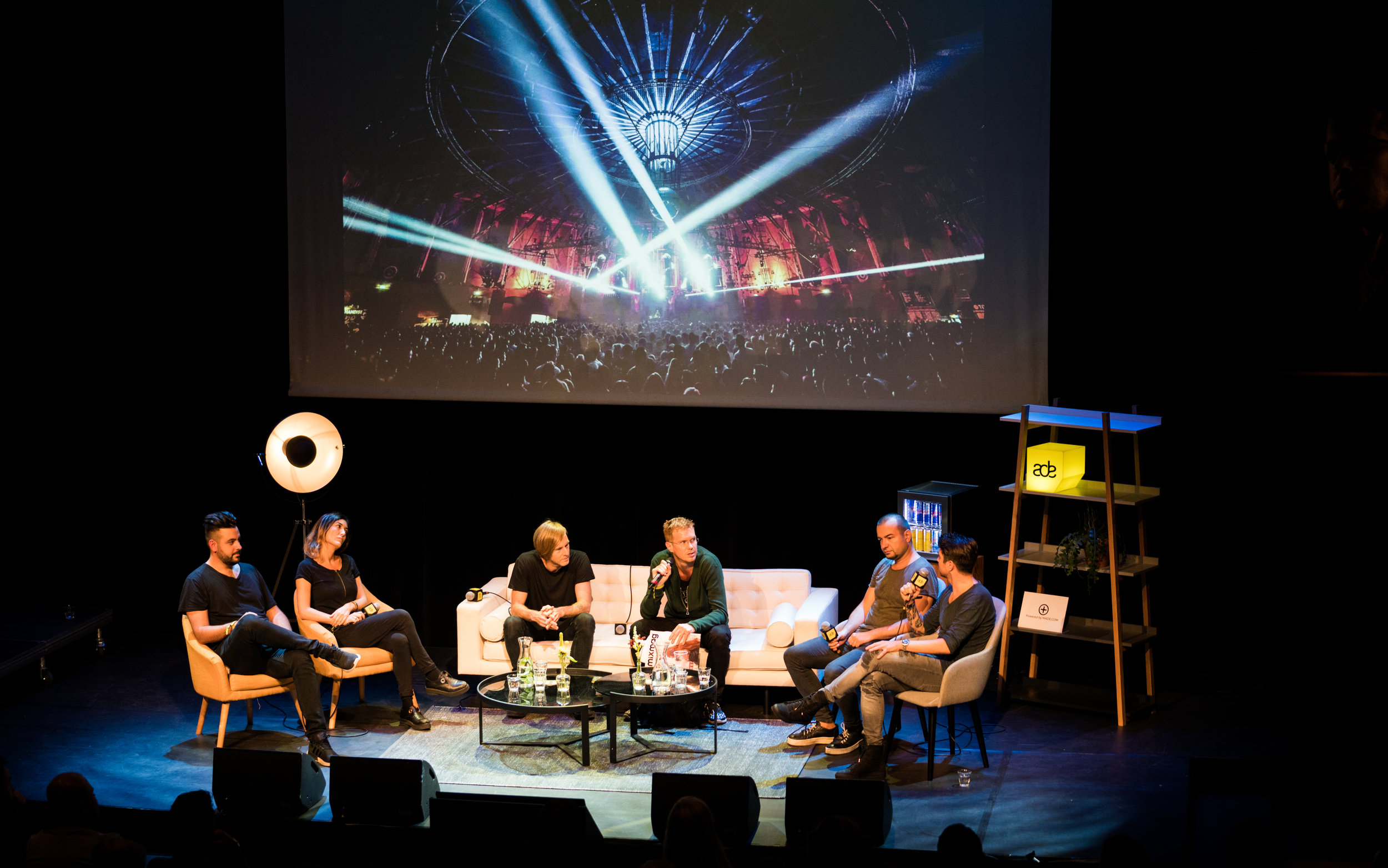 Richie Hawtin, KiNK + More Discuss Role of Live Production In A DJ World