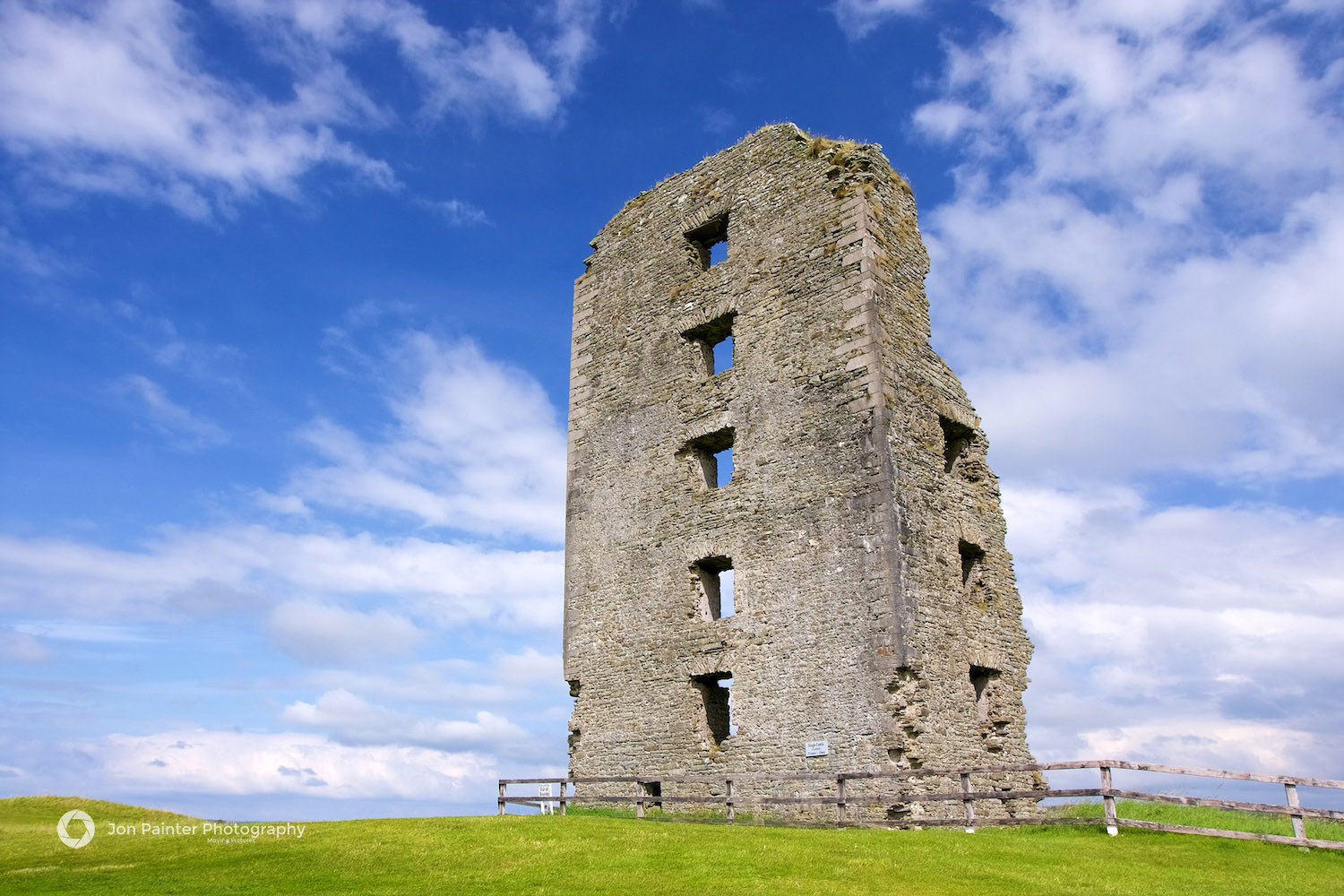 The Old Tower, Lahinch, Ireland