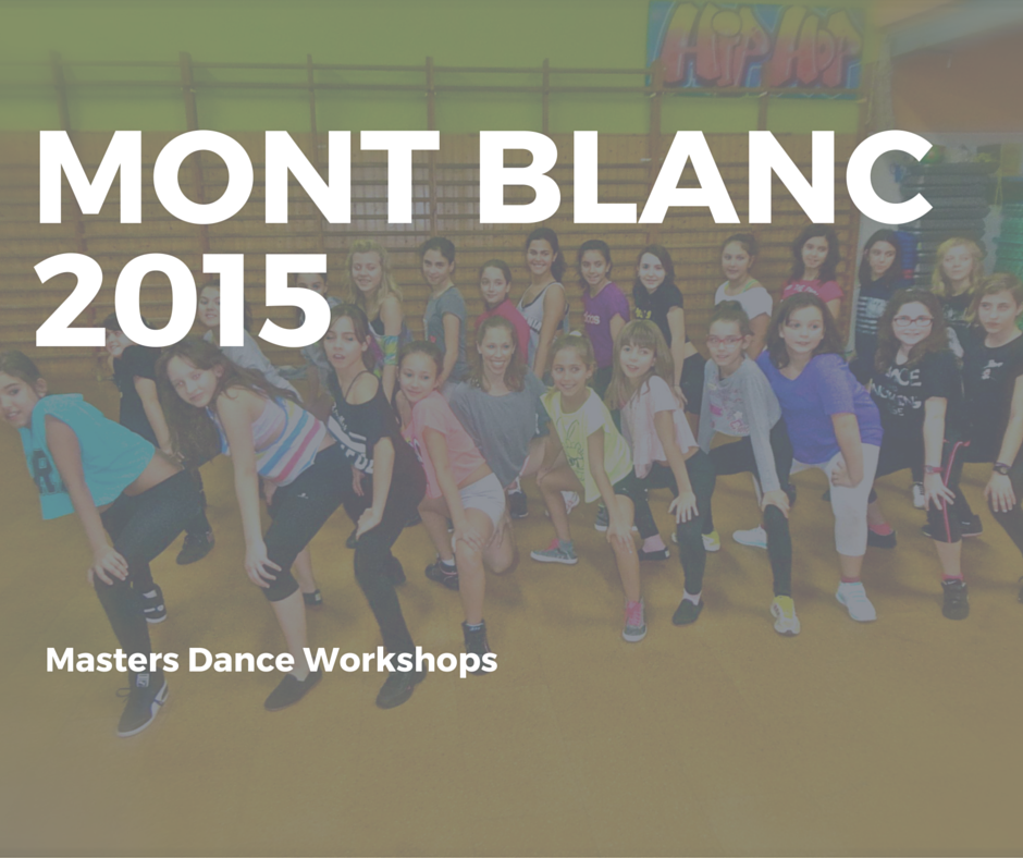 Mont Blanc 2015