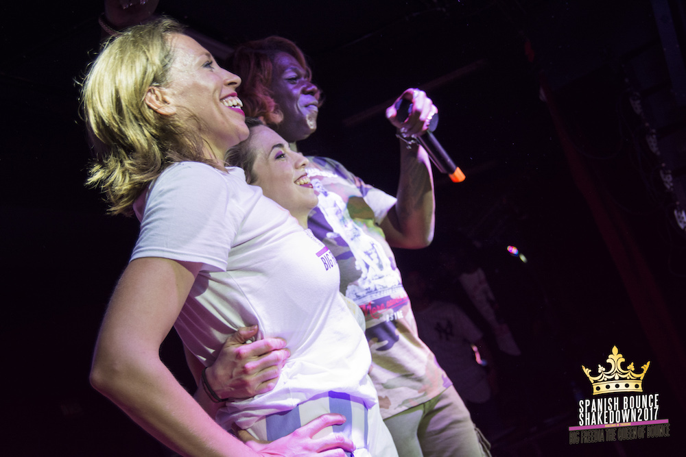 Kim Jordan, Irie Queen and Big Freedia