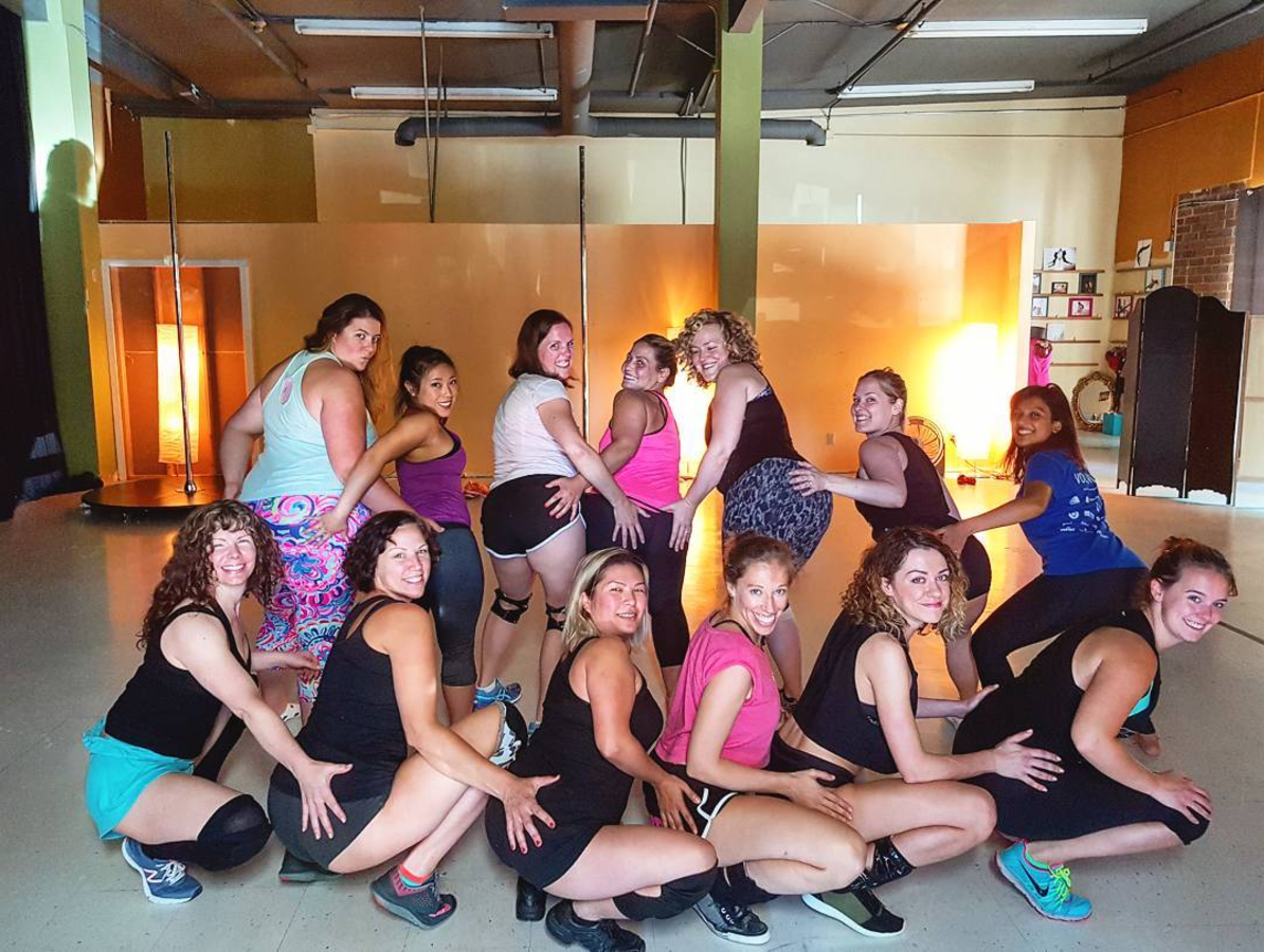 Strictly Twerk Technique Workshop Seattle July 2017