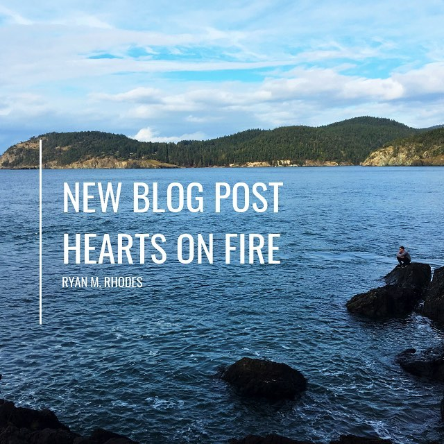 "New blog post is LIVE!⁣⁣ ⁣⁣ ""Each experience is a new aspect of who God is, and it leads me to worship Him. But one of the most marking experiences of my life was an encounter I had with Jesus Himself..."" ⁣⁣ ⁣⁣ Ryan Rhodes (@ryanmrhodes) was recently interviewed by the Honduran blog, Hearts on Fire. Ryan shares some of the most impactful moments of his life and how Fire Movement got started! Click the link in our bio to read the full interview.⁣⁣ #FireMovement #Blog"