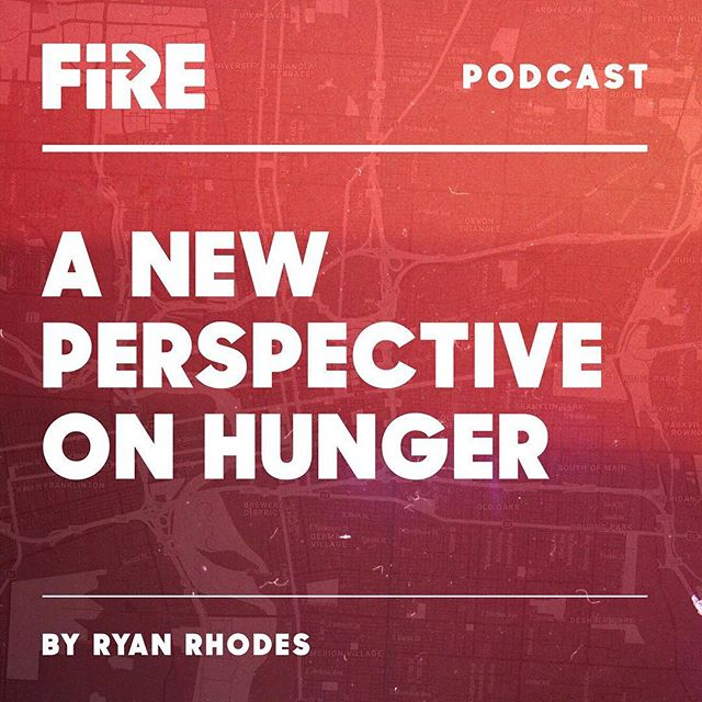 "NEW PODCAST🔥 ⁣Click link in bio to listen!⁣ ⁣⁣ ""Those who get around the oil—this Jesus does raise the dead. The real Jesus is the Anointed One. He doesn't just have good teaching, He's the breaker of bondage. He WILL transform you.""⁣⁣ ⁣⁣ Listen to a new message from Ryan Rhodes titled A New Perspective on Hunger. Eat until you're hungry, then eat until you're starving. The promise to those who hunger is you will be filled. Let's eat! #FireMovement #Podcast"