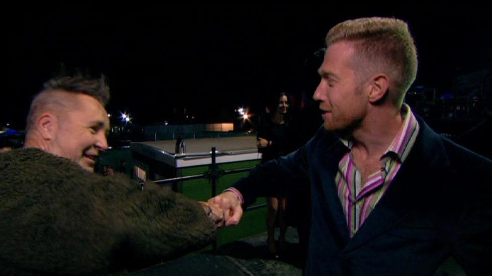 Interviewing Nigel Kennedy