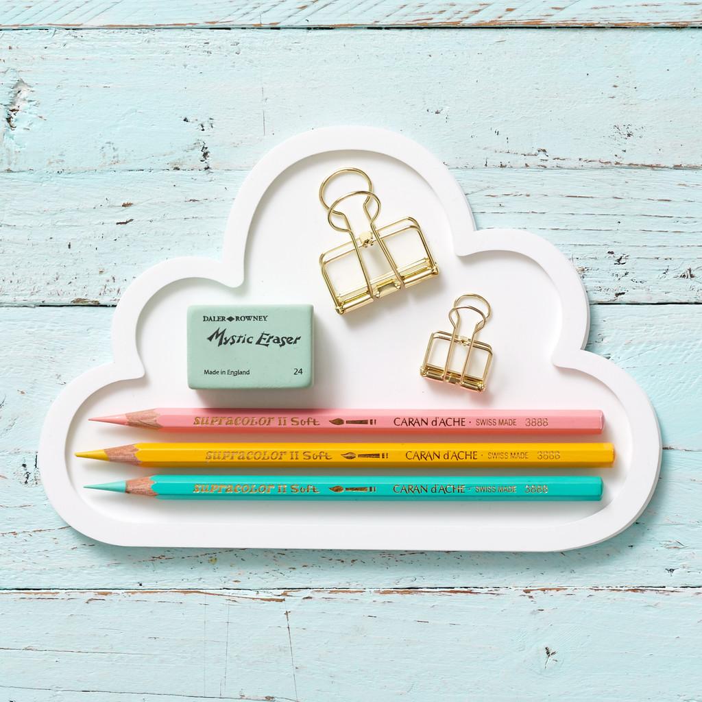 Cloud Desk Tidy by Pygmy Cloud/Pygmycloud.com - £14