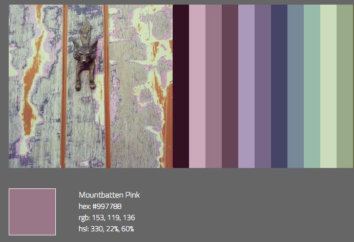 hex colours for online branding