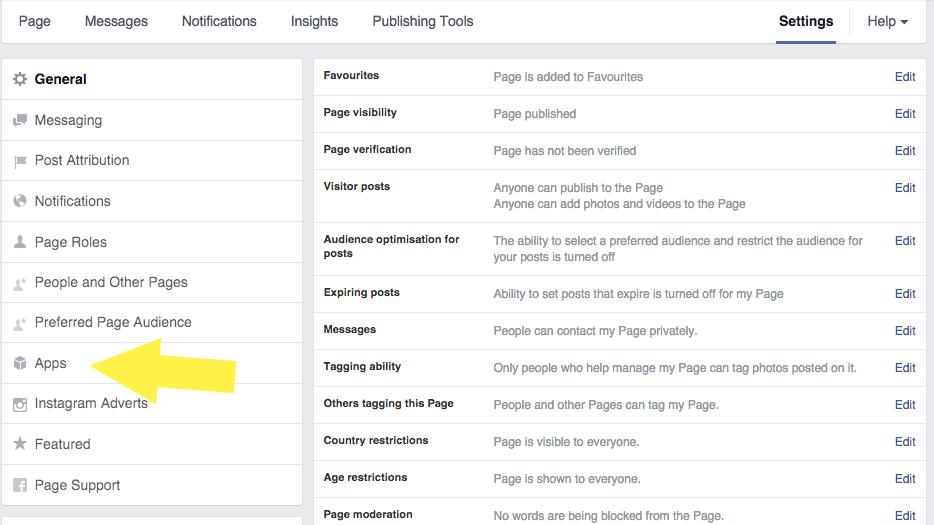 Branding Custom Tabs On Facebook Page
