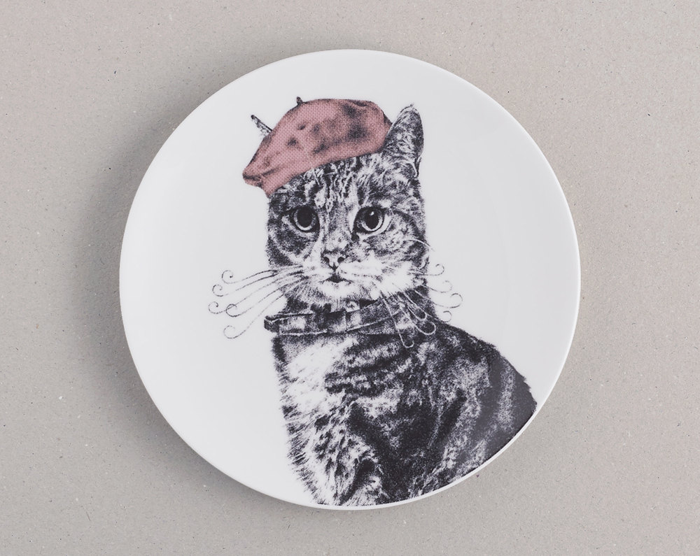 kat and monocle cat side plate.jpg