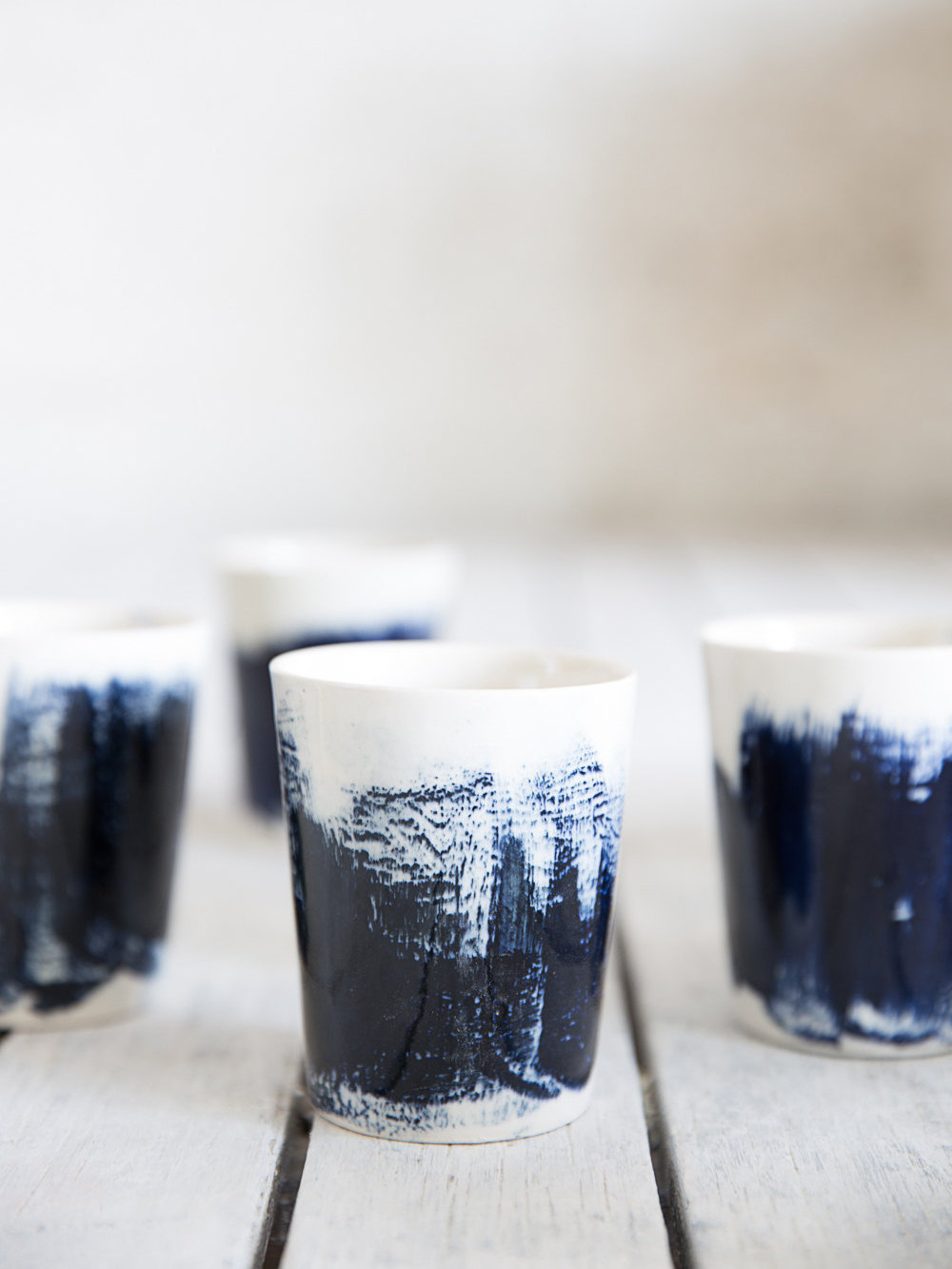 Ceramic tea cups by 1220CeramicsStudio