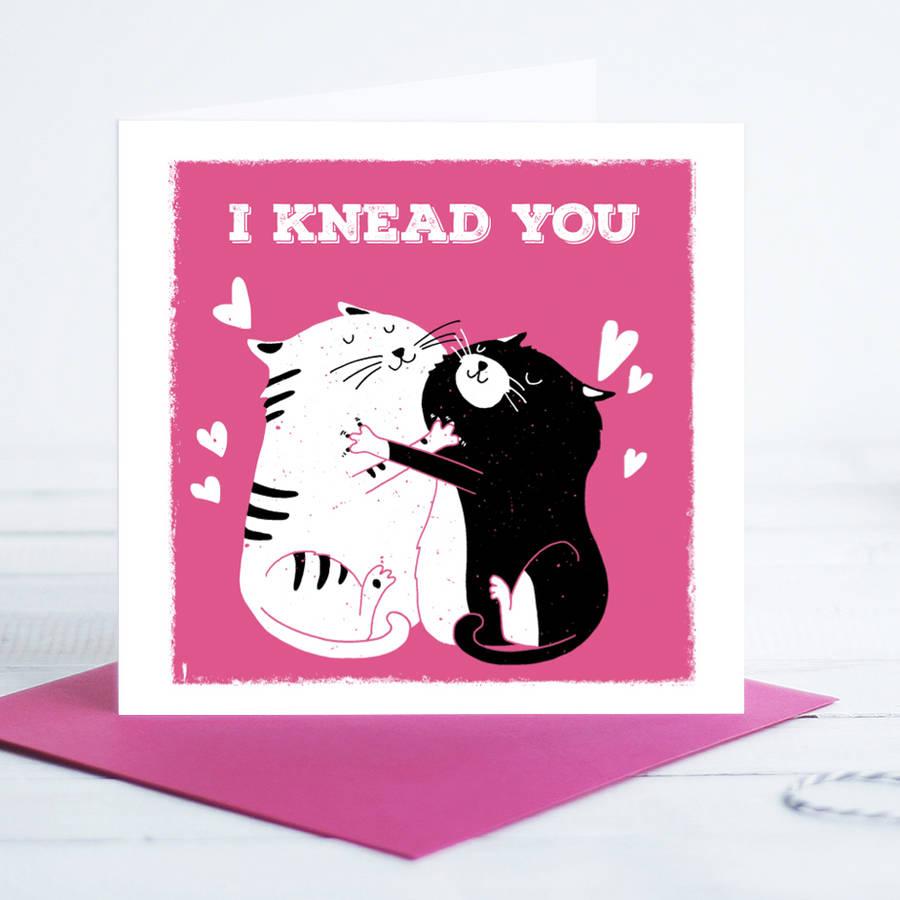 Cat lover Valentine