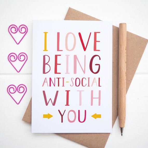 Anti-social Valentine