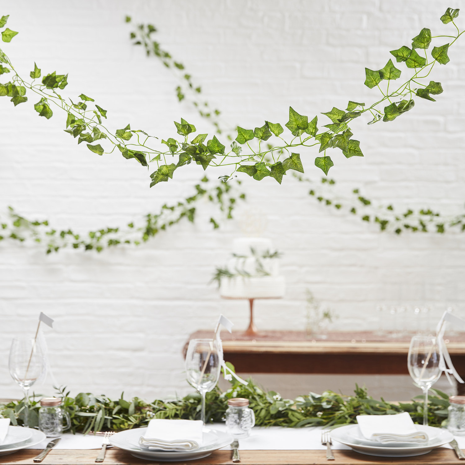Vines decor