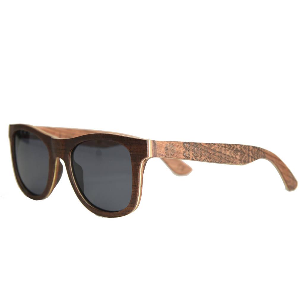Rosewood sunglasses