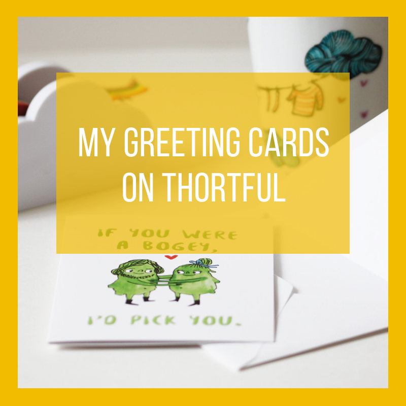 Heidi Burton Thortful greeting cards