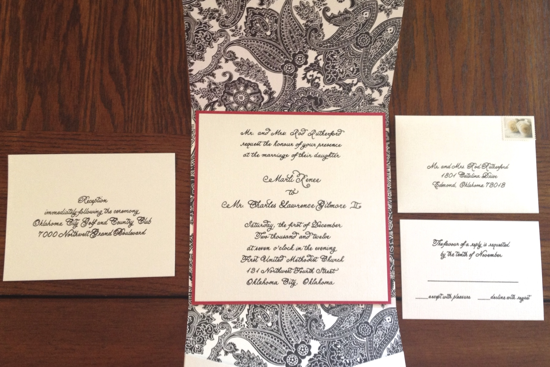 Original Wedding Invitation Ensemble.jpg