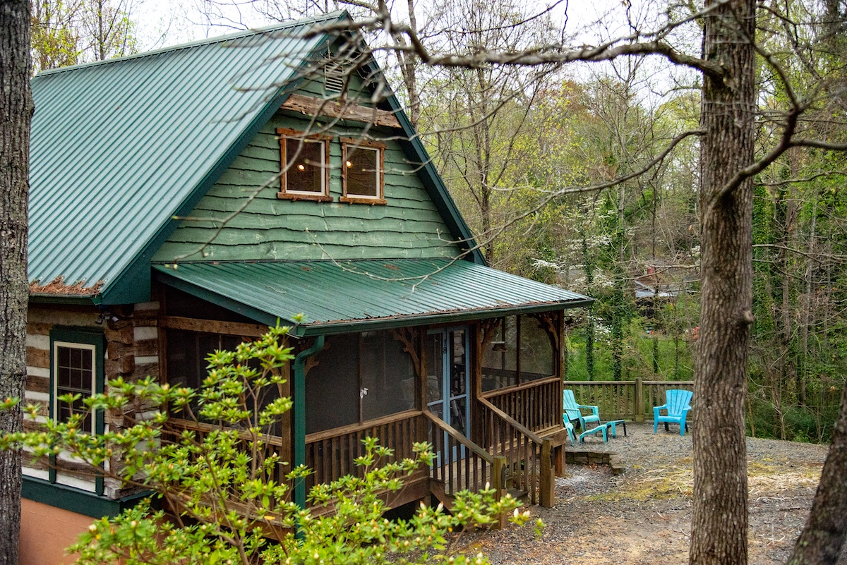 Looking for more space? - Check out our sister property, Walking Bears Cabin.