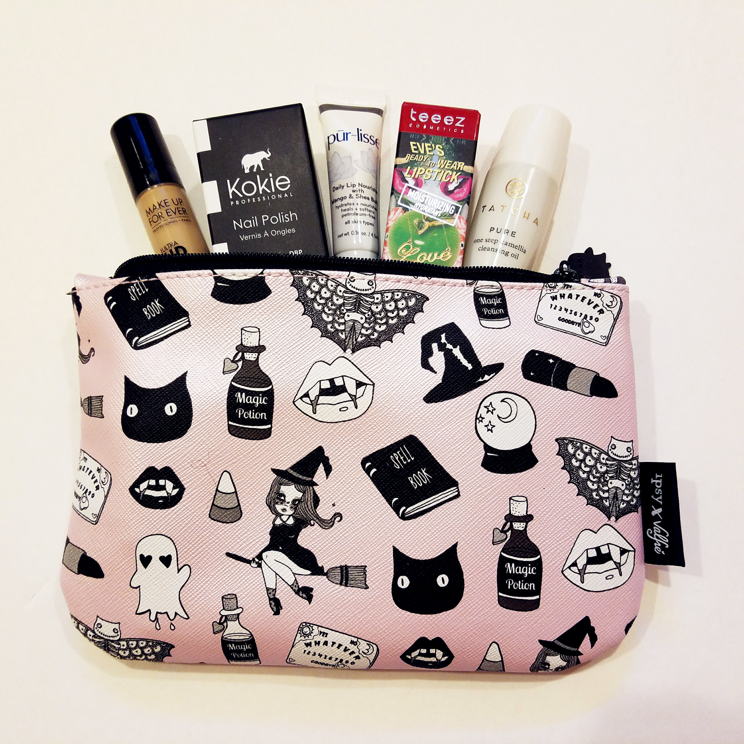 ipsy bag makeup subscription beauty products
