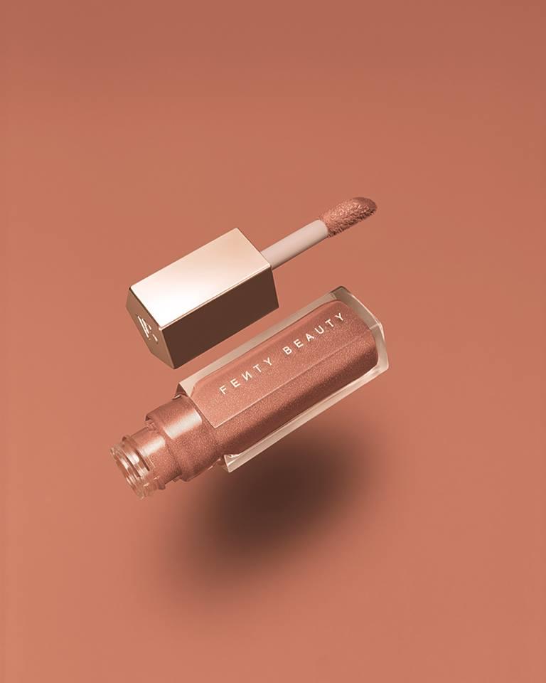 Fenty beauty collection by rihanna, lipstick.