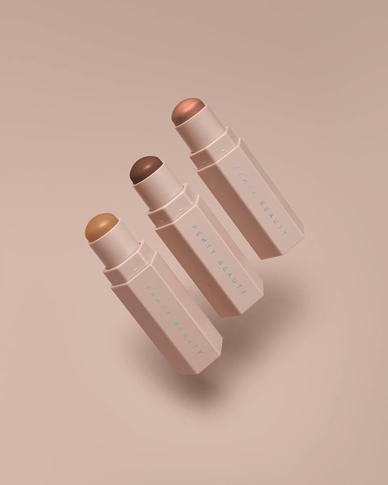 Fenty beauty collection by rihanna: contour sticks!