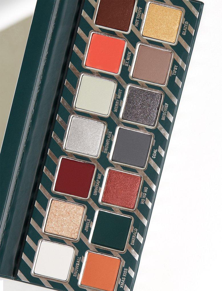 Kylie Cosmetics Naughty Eyeshadow palette.