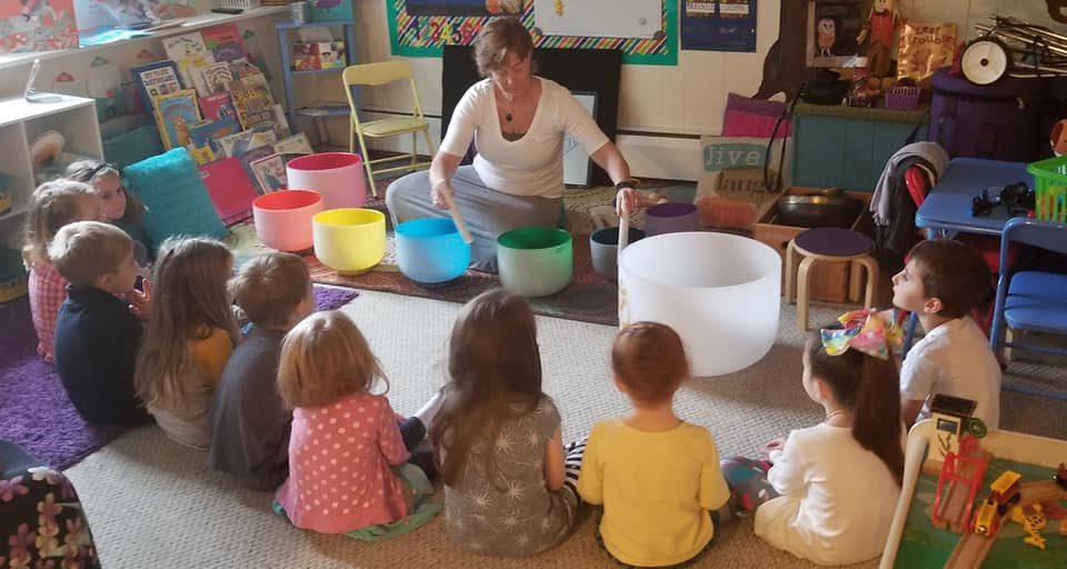 Sound and Vibrational Healing for Children