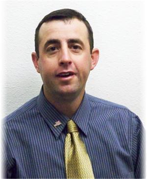 Brandon Criss, 1st District Supervisor
