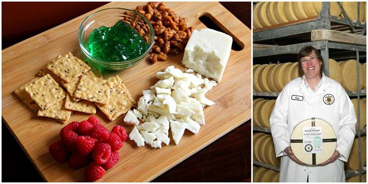 Pam-Cheese-Plate
