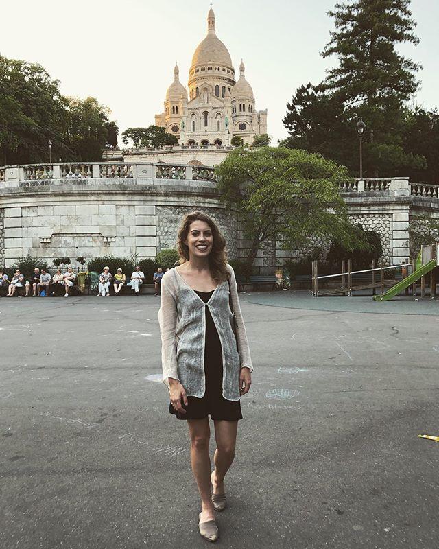 Paris, churches, etc.