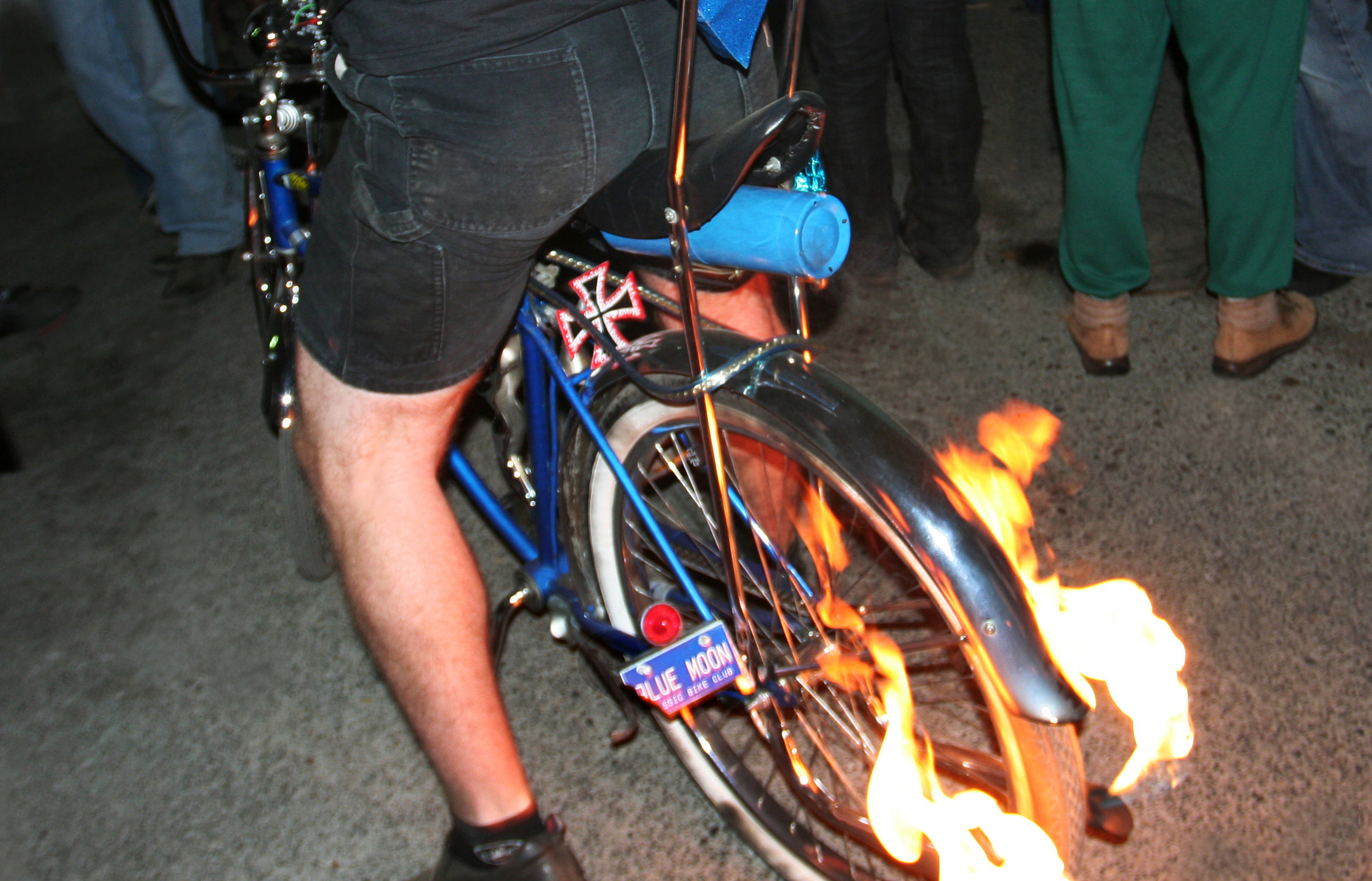 Dead Baby Bikes' >>>  Annual Raceday